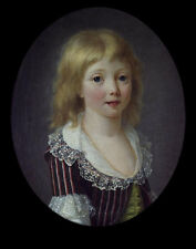 A Little Boy of the Comminges Family Anna Rosalie Filleul Frankreich B A3 00537