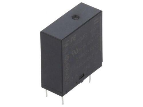 2x SDT-S-105DMR2.000 Relé electromagnético SPST-NO Ucoil 5VDC 10A/250VAC