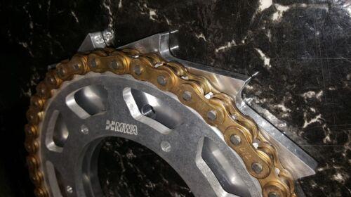 DBY Motorsports ATV Sprocket Guard skid plate 300ex 400ex z400 ltz400