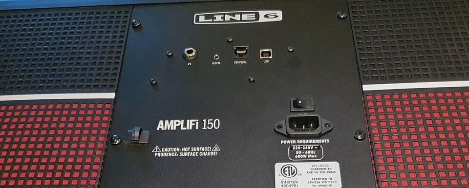 Guitar combo forstærker, Line 6 Amplifi 150