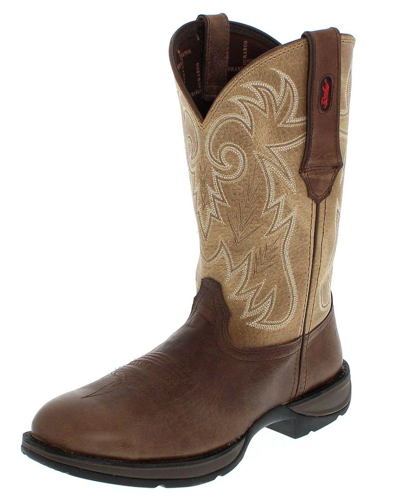 Durango botas botas pull-on dwdb 018 westernreitbotas con tapa de acero