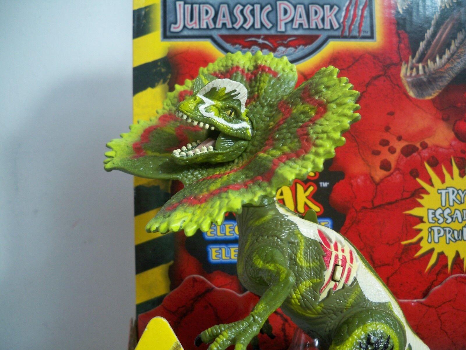 K180575 bon En parfait état, dans sa boîte Comme neuf in box reak Atak 2000 Jurassic Park 3 complet