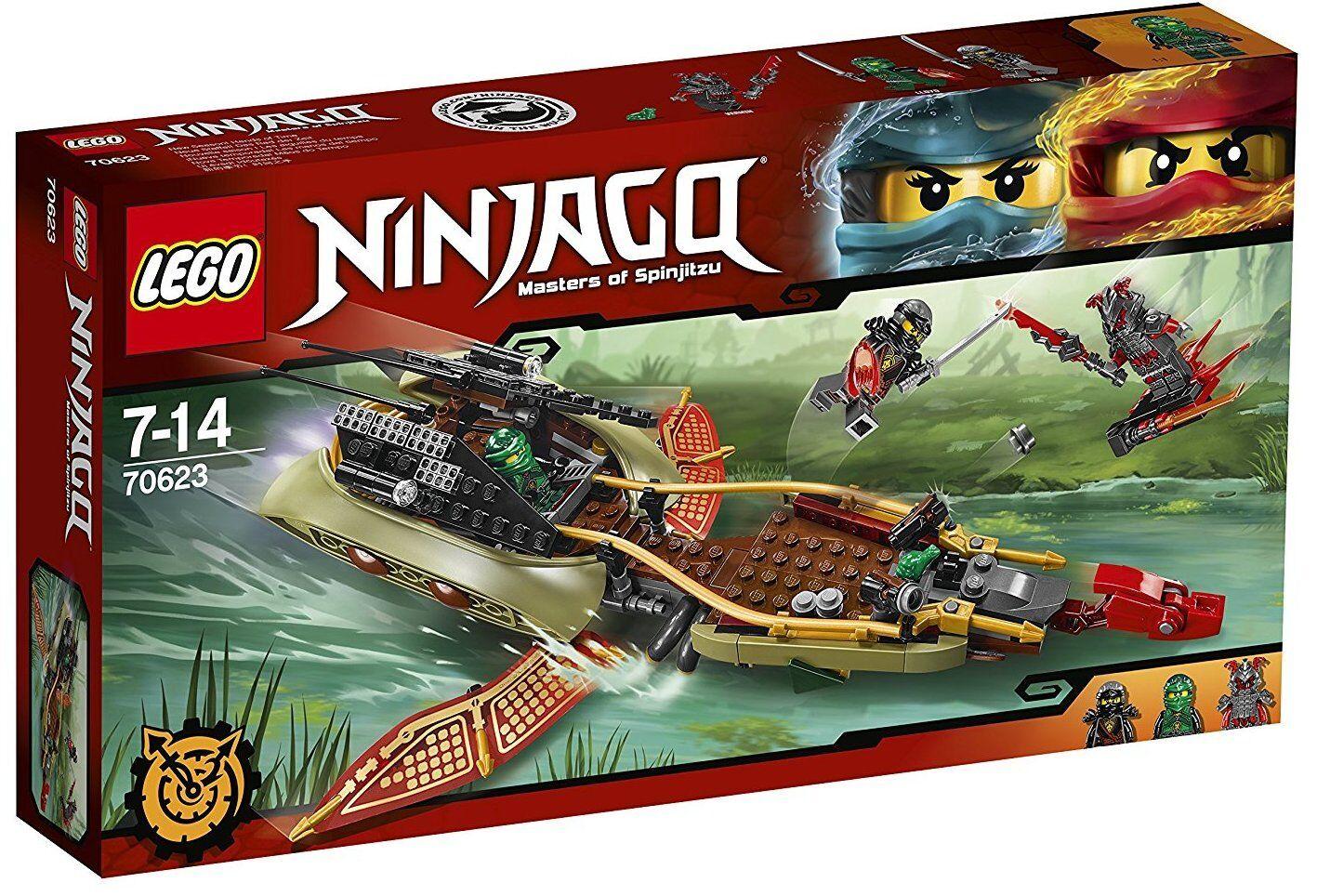 Sombra del Destino - LEGO NINJAGO 70623 - NUEVO