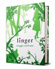 Shiver: Linger 2 by Maggie Stiefvater (2010, Hardcover)