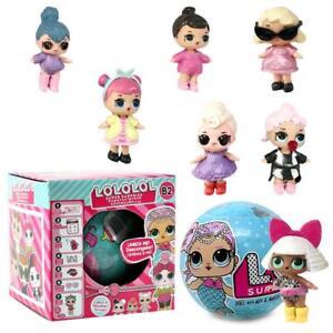 40-034-LOL-Surprise-LIL-Sisters-Series-1-L-O-L-Puppe-Ball-Kinder-Spielzeug-Neu
