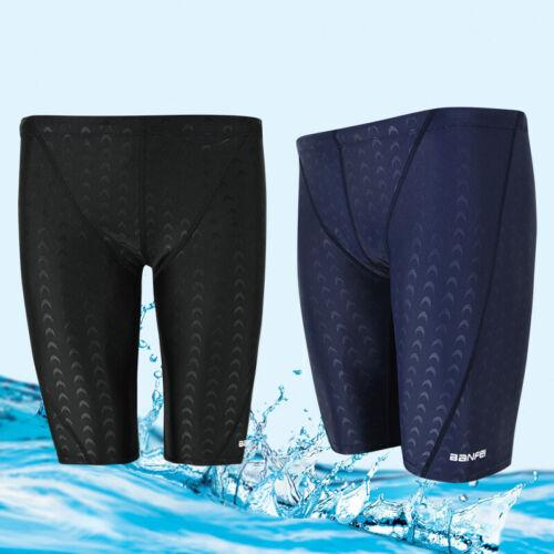 Quick Dry Training Competition Swimwear Men Swim Trunks Surfing Beach Shorts 466
