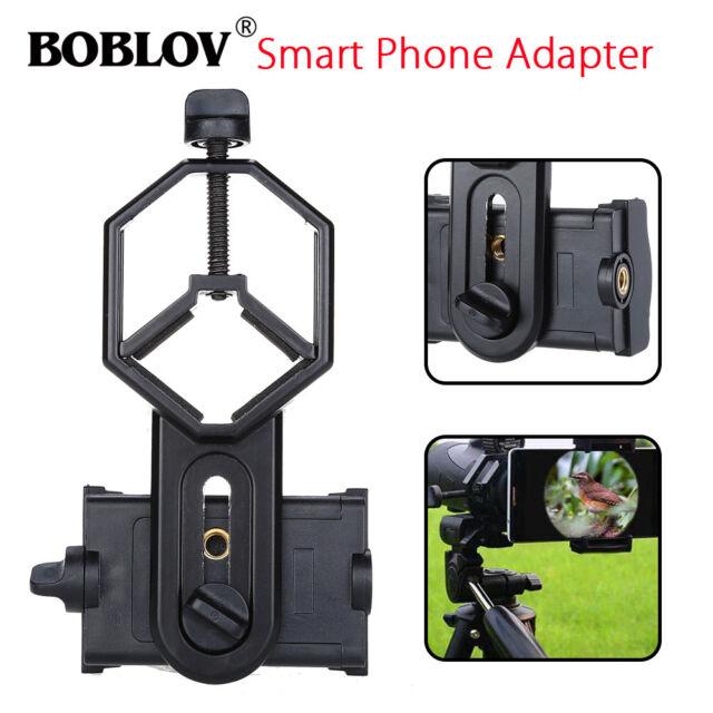 Phone Adapter Holder Mount For Binocular Monocular Spotting Scope Microscope