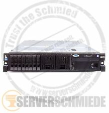 IBM x3650 M4 8x SFF 2x E5-2640 2.50GHz 2x 146GB 10K SAS vmware Raid Server