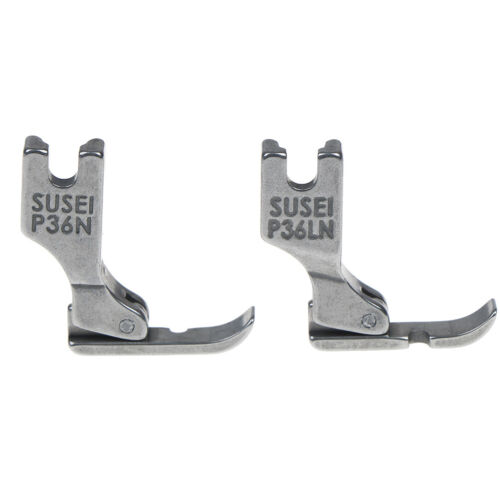 Industrial Sewing Machine Flatcar Unilateral Presser Foot P36LN P36N SewingRDUK