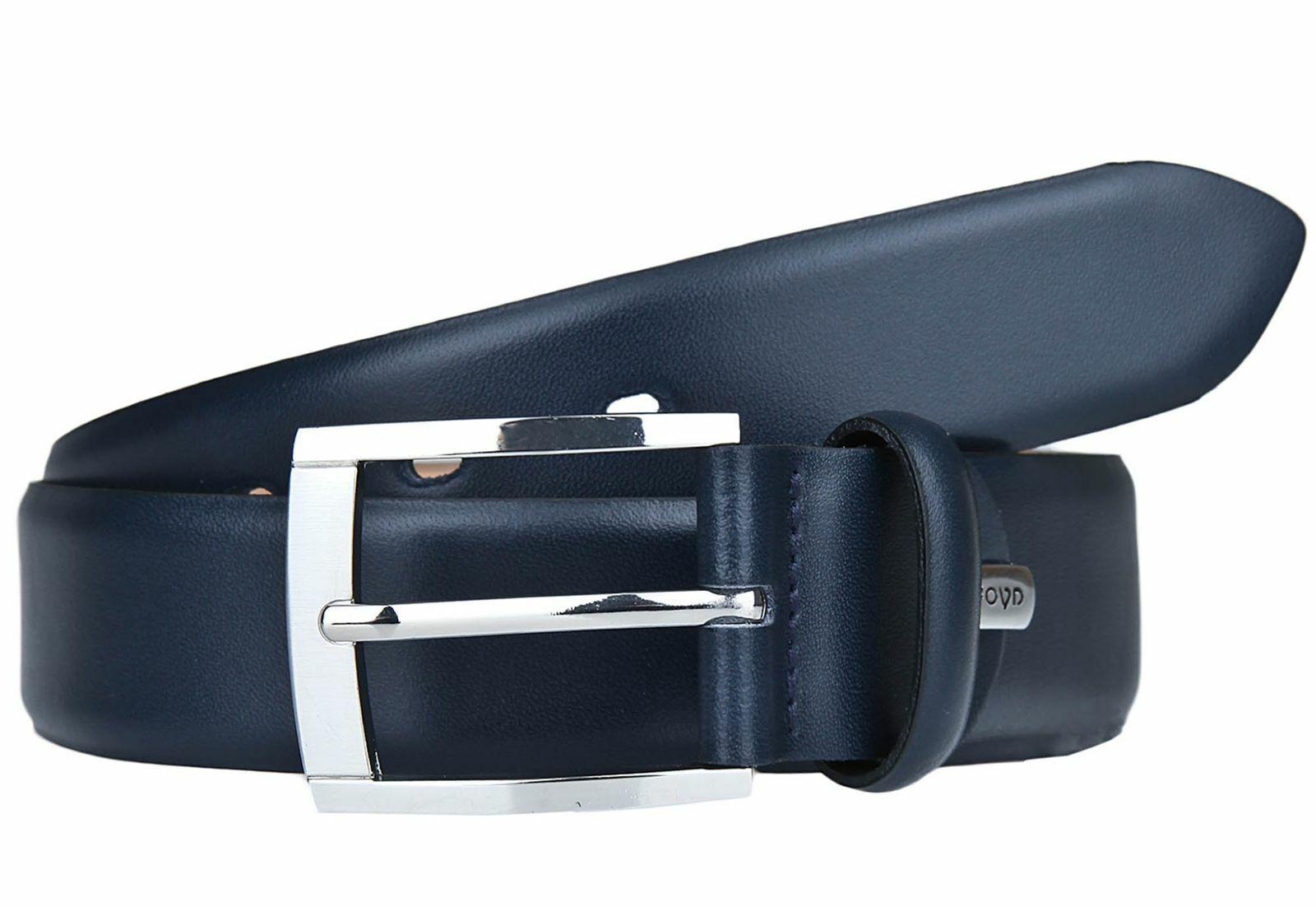 LLOYD Men´s Belt W85 Gürtel Accessoire Marine Blau