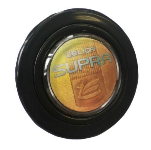 HORN BUTTON FOR MOMO /& NARDI STEERING CELICA SUPRA GOLD JZA70