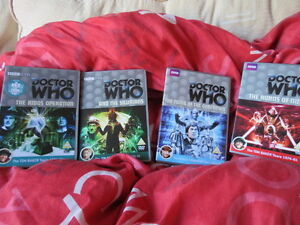 Doctor-Who-DVD-Collection-Who-Lot-Tomb-Cornes-Nimon-Siluriens-Ribos
