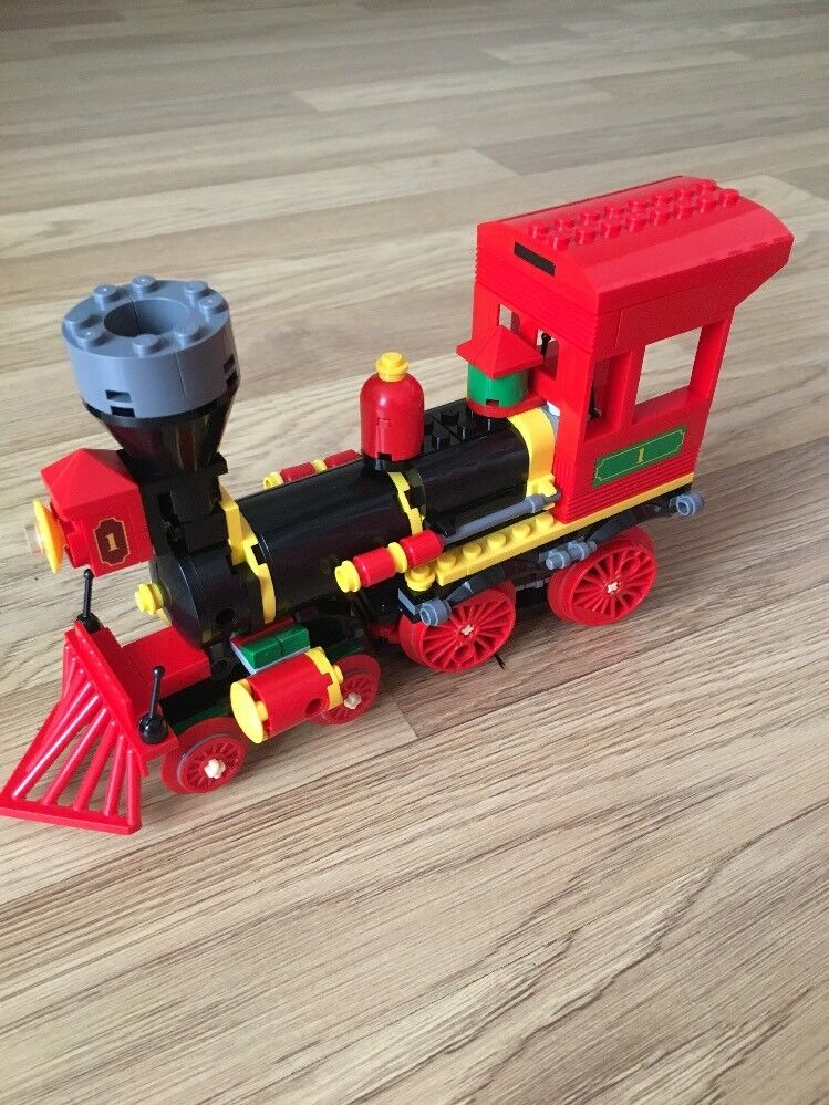 Lego Toy Story Front Carriage Train Only From Set 7597 As Pictured