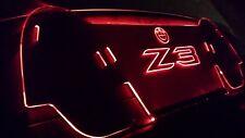 LED kit for engraved perspex wind deflector for BMW Z3 Z4  all models
