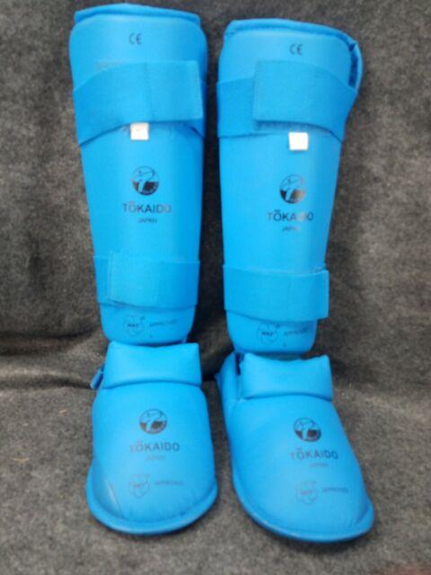 Tokaido Karate WKF Foot Instep Protector