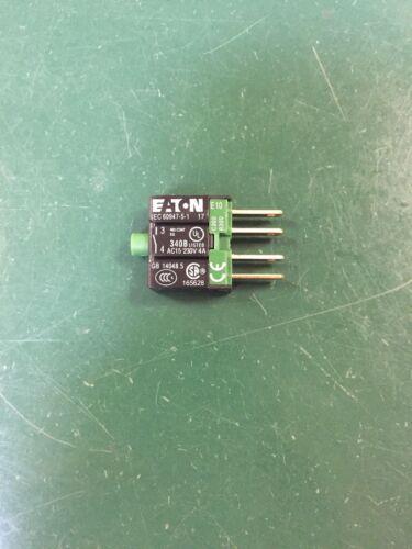 Eaton//Moeller RMQ 16 contact element E10 normally open #ETN01