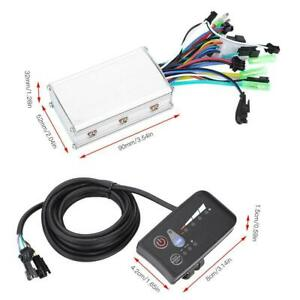 24-48V-LCD-Electric-Bicycle-Ebike-E-Scooter-Brushless-Motor-Speed-Controller-Kit