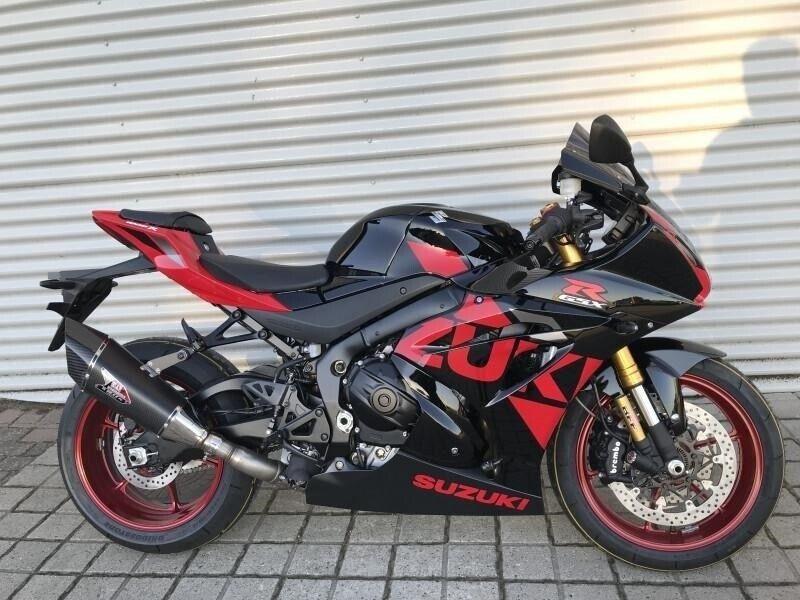 Suzuki, GSXR 1000 R, ccm 1000