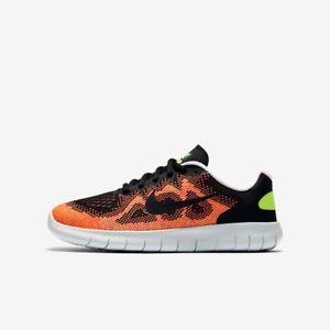 online retailer 32bc1 a79a9 Caricamento dell immagine in corso Nike-Free-RN-2017-ragazze-RAGAZZI-Scarpe -da-