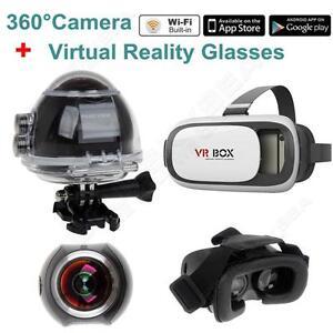 HD-360-Panoramic-Camera-Sport-Video-4K-VR-Camera-WIFI-DVR-Mini-Sport-VR-Glasses