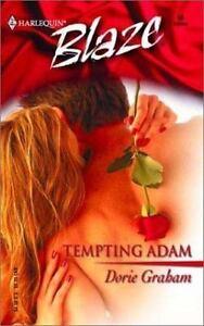 Dorie-Graham-Tempting-Adam-FICTION-Mass-Market-2002