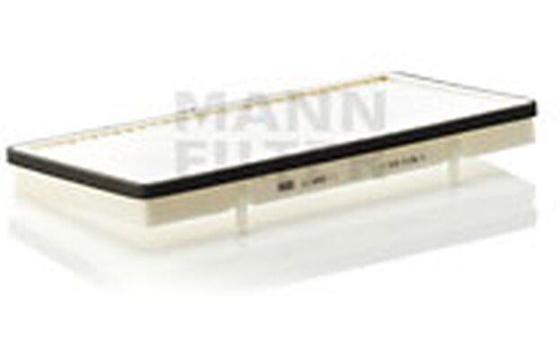 MANN-FILTER Filtro, aire habitáculo RENAULT TRAFIC OPEL VIVARO NISSAN CU 3454