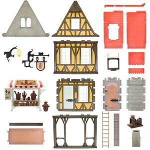 Playmobil Schild /& Laterne für das Fachwerkhaus Schneiderei