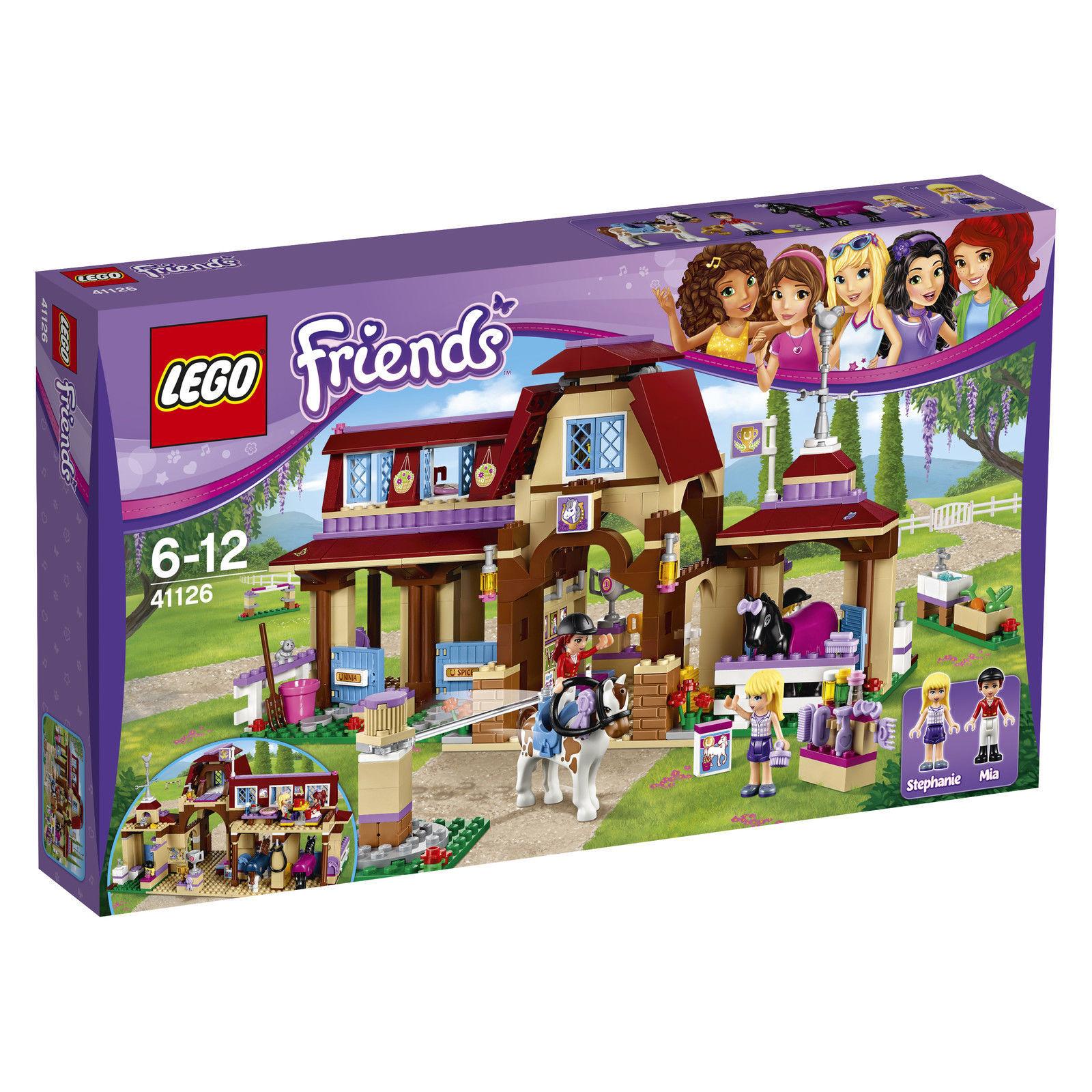 LEGO Friends Heartlake Reiterhof (41126) Neu