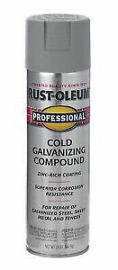 Rust-Oleum Cold Gray Galvanizing Compound Spray 20 oz