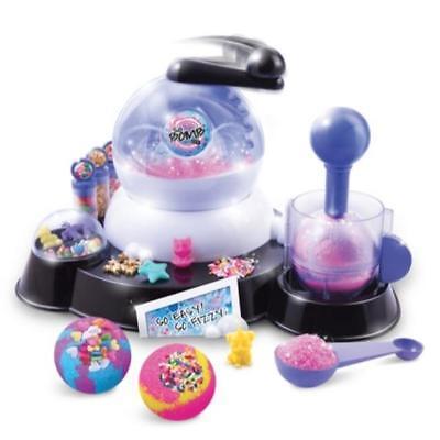 Make Your Own Bath Bombs DIY Magic Colour Kit Kids Creative Activity Play Set