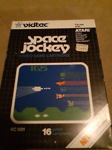 Space-Jockey-by-VIDTEC-for-Atari-2600-Complete-in-Box-FREE-SHIPPING