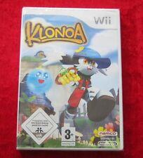 Klonoa, 1 Nintendo Wii Spiel, Neu, deutsche Version