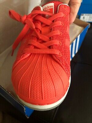 Adidas Coral Superstar Bounce J Kids Shoes 6 Brand New In Box BB0332 | eBay
