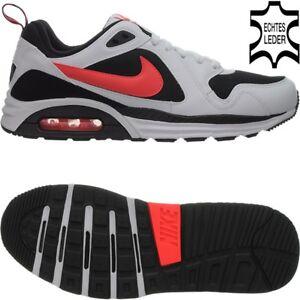 brand new usa cheap sale affordable price Details zu Nike AIR MAX TRAX weiß schwarz Herren LifeStyle Sneaker  FreizeitSchuhe NEU OVP