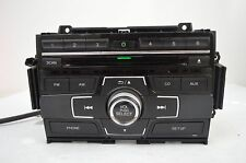 2013 2014 Honda Civic Radio Cd MP3 Player 39100-TR3-A41 TESTED O44#008