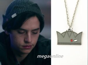 New RIVERDALE JugHead s Hat Pendant Necklace Whoopee Beanie Crown ... 6da35ac3013