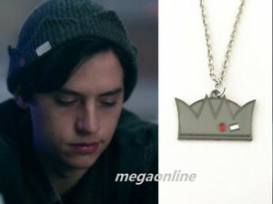 New RIVERDALE JugHead s Hat Pendant Necklace Whoopee Beanie Crown ... a8c80529ae7