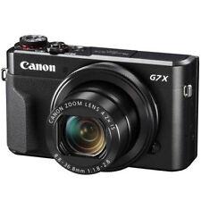 Canon Powershot G7X Mark II G7XII 20.1mp Digital Camera Brand New Cod Agsbeagle