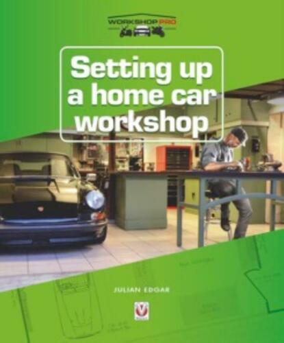Automobilia Facilities & Tools for Home Garage Setting up a Home ...