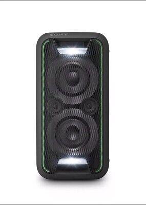 Read Description For Parts or Repair Sony GTK-XB5 Bluetooth Speaker Black