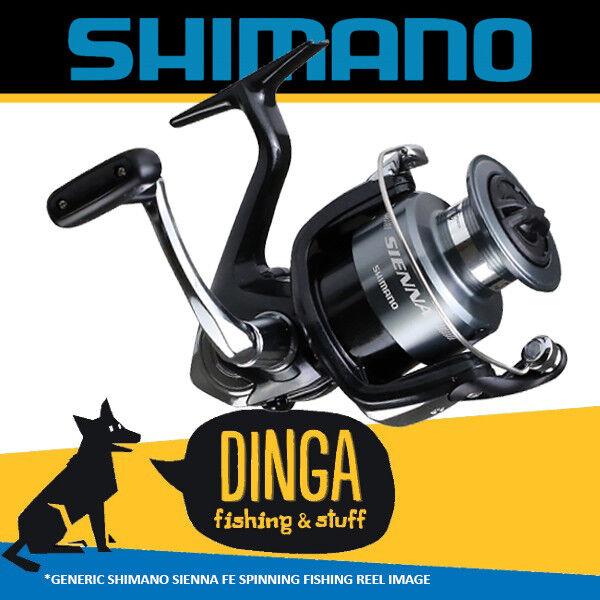 Shimano Sienna 2500FE Spinning Fishing Reel
