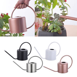 Pack of 4 1.3L Potted Flower Watering Can Outdoor Plants Watering Kettle