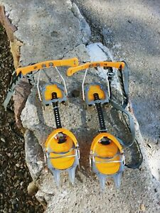 Crampons Cassin C10 Universal 10-Point Mountaineering/Ice climbing