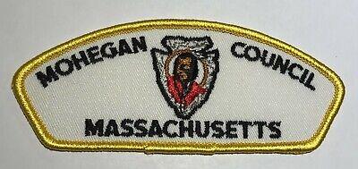 MINT CSP Mohegan Council Massachusetts T-2