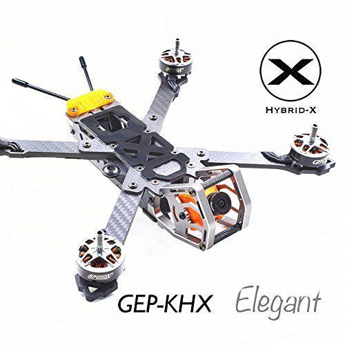 GEPRC GEP-KX Quadcopter Frame Kit autobon fiber  Elegant Series Multicopter  negozio di vendita outlet