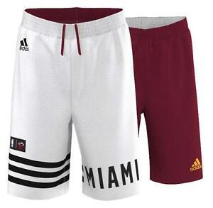 Caricamento dell immagine in corso ADIDAS -NBA-Miami-Heat-JUNIOR-MESH-reversibile-2- 45af3da5c094