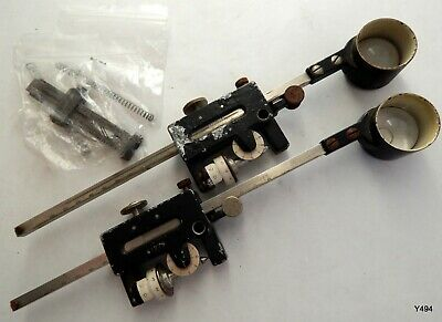 2 Vintage Ott Polar Planimeter Drafting Surveying Tools 4236