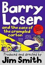 Barry Loser and the Case of the Crumpled Carton by Jim Smith NEW BOOK (P/B 2015)