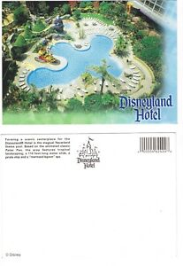 Disneyland-Resort-Disneyland-Hotel-Neverland-Pool-Postcard