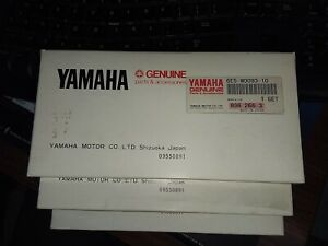 GENUINE YAMAHA 6E5-W0093-10 DOUBLE OUTBOARD CARB REPAIR KIT NIB/NOS (KIT FOR 2)